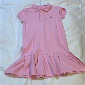 Kids pink Ralph Lauren